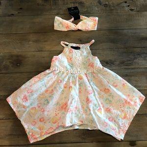 Cynthia Rowley little girl dress